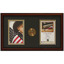Timeless Frames American Moments Military Collage
