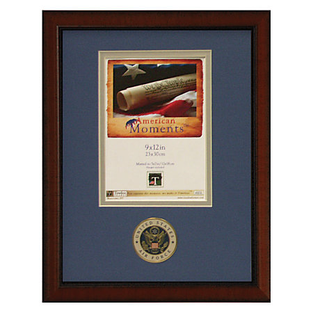 timeless frames american moments military frame 9 x 12