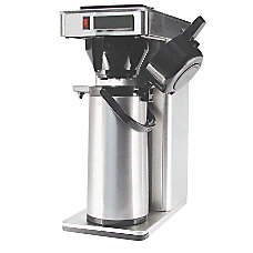 CoffeePro Commercial Stainless Steel Brewer With