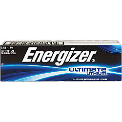 Energizer Ultimate Lithium Batteries AA Pack