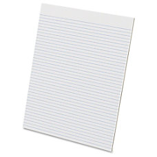 Ampad Notepad 50 Sheets Printed Glue