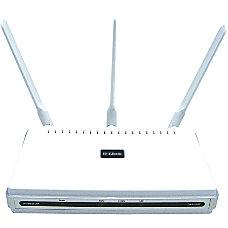 D Link AirPremier N Dual band
