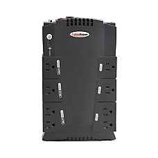 CyberPower CP800AVR Uninterruptible Power Supply 8