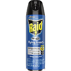 Raid Flying Insect Killer Spray Kills