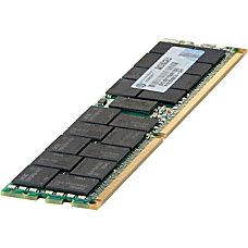 HP 4GB 1Rx4 PC3L 10600R 9