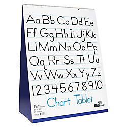 Flipside Flip Chart StandTablet Set