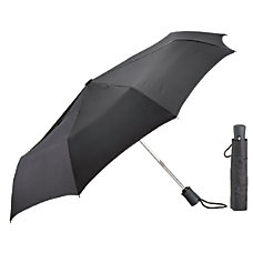 Lewis N Clark Polyester Umbrella Black