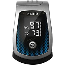 HoMedics Deluxe Pulse Oximeter