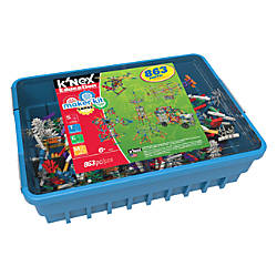 KNEX Education 863 Piece Large Maker