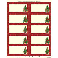 Great Papers Holiday Shipping Labels 10