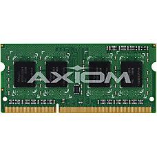 Axiom 16GB DDR3L 1600 Low Voltage