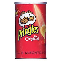 Pringles Original Potato Chips 238 Oz