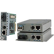 Omnitron Systems 8201 3 Media Converter