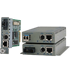 Omnitron Systems iConverter GXTM2 Media Converter