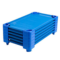ECR4Kids Stackable Cots Standard Ready to