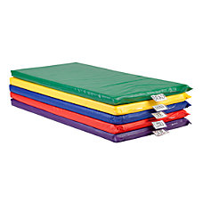 ECR4Kids Rainbow Rest Mats 2 H