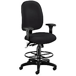 OFM Ergonomic Task Chair With Drafting