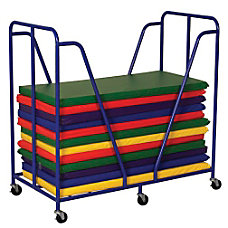 ECR4Kids Mat Trolley 49 14 H