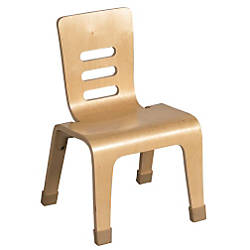 ECR4Kids Bentwood Chairs 10 Seat Height