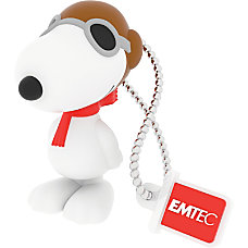 EMTEC 3D Snoopy Flying Ace USB