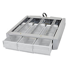 Ergotron SV4344 Supplemental Triple Drawer