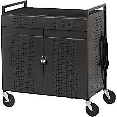 Bretford Basics Mobile Laptop Storage Cart