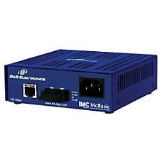 IMC McBasic UTP to Fiber Media