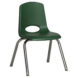 ECR4Kids School Stack Chairs 14 Seat