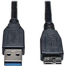 Tripp Lite 1ft USB 30 SuperSpeed