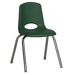 ECR4Kids School Stack Chairs 16 Seat