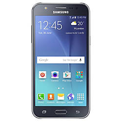 Samsung Galaxy J5 Cell Phone Black