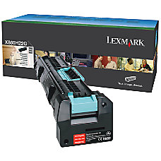 Lexmark X860H22G High Yield Photoconductor Kit