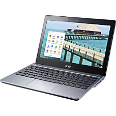 Acer Chromebook Laptop Computer With 116