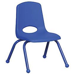 ECR4Kids School Stack Chairs 12 Seat