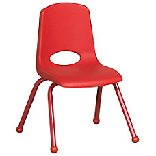 ECR4Kids School Stack Chairs 14 Seat