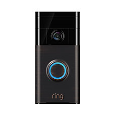 Ring Video Doorbell Venetian Bronze