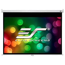 Elite Screens M120XWH2 SRM Manual SRM
