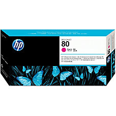 HP C4822A Magenta Inkjet Printhead And