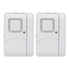 GE Security Alarm