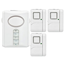 Jasco GE 51107 Wireless Alarm System
