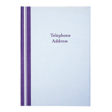 Office Depot Brand Fashion Ringbound TelephoneAddress