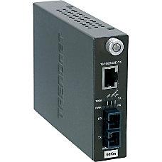 TRENDnet Intelligent TFC 110S60i 10100Base TX