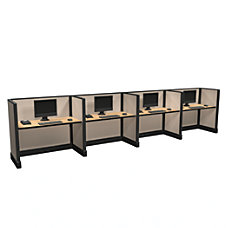 Cube Solutions Low Height Call Center