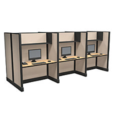 Cube Solutions Full Height Call Center