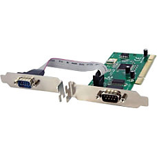 StarTechcom 2 Port PCI RS232 Serial
