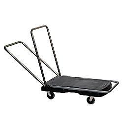 Rubbermaid Triple Trolley Utility Cart 20