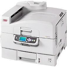 Oki Data C9650HDN Color Laser Printer