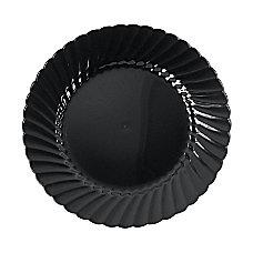 Classicware Plastic Plates 7 12 inches