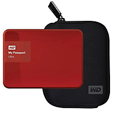 WD My Passport Ultra 2TB Portable
