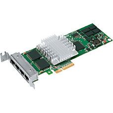 Intel PRO1000 PT Quad Port LP